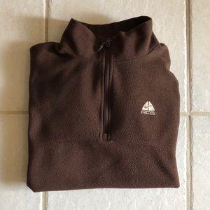 Vintage Nike ACG Fleece Jacket Sweatshirt
